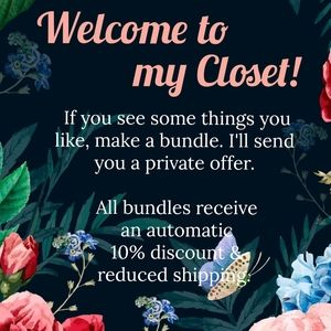 Welcome! Browse Around. There's So Much to See!